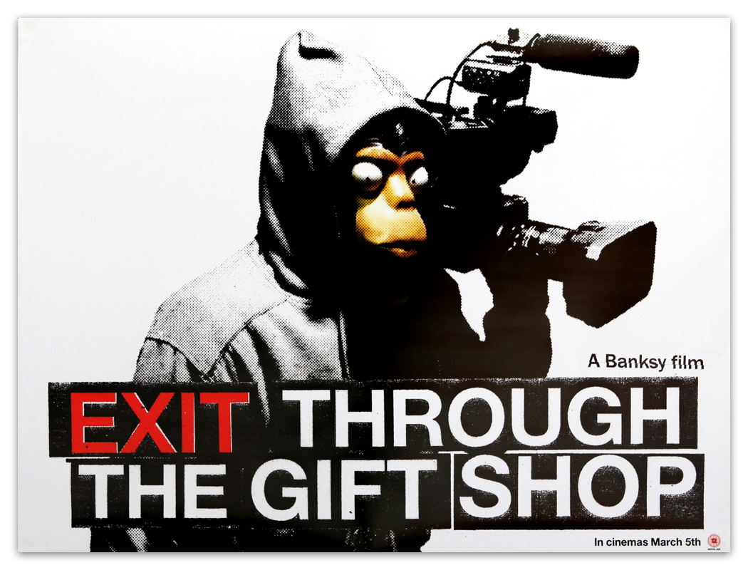 Exit through the gift shopso net exitthroughthegiftshopg negle Image collections